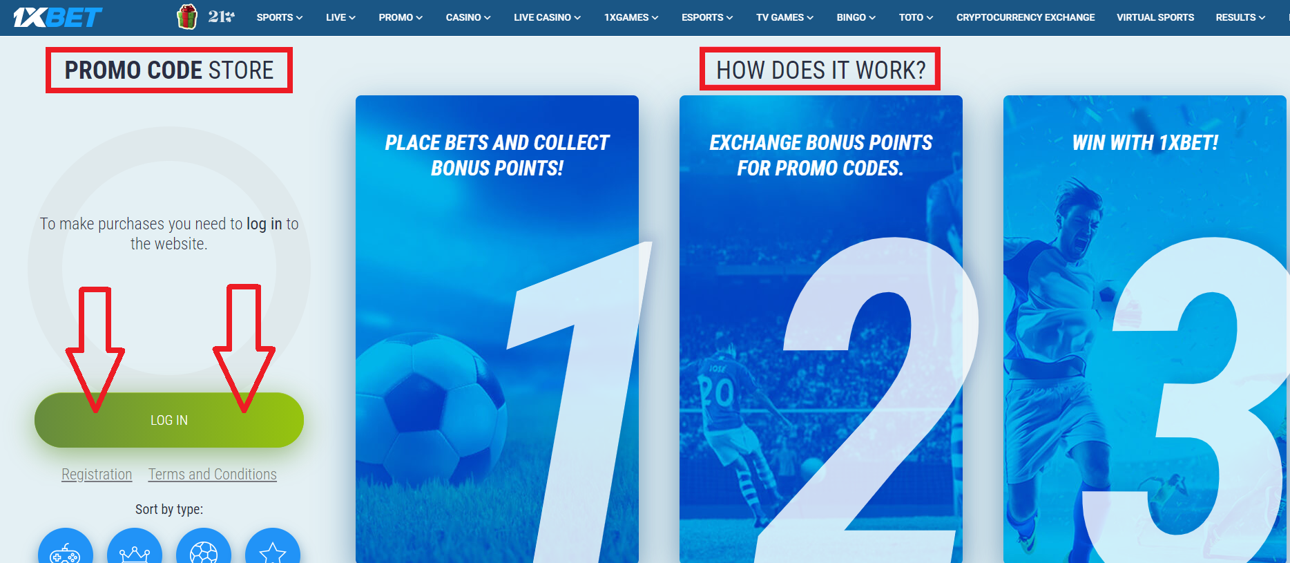 What can I Get With the 2021 promo code for 1xBet nigeria?